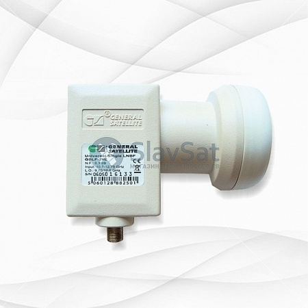 Конвертор General Satellite GSLF-21E Universal Single LNB